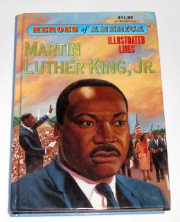 Martin Luther King Jr by Herb Boyd NEW Heroes of America Series 2005