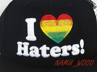 Love Haters Snapback Hat Men Fashion Cap New Era Crooks and Castles