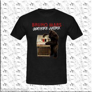 Bruno Mars Unorthodox Jukebox T Shirt Size XS S M L XL XXL