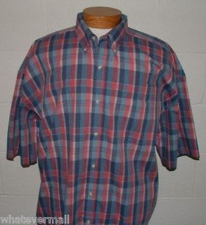 mens short sleeve sport shirt 3x