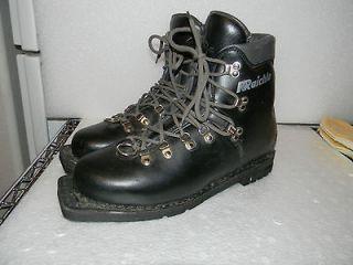SKI BOOTS 45/11.5 CROSS COUNTRY SKI BOOTS 45/11.5 TELEMARK SKI BOOTS