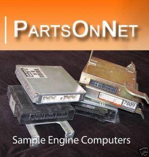 37820P3FA61 1999 HONDA CRV ENGINE COMPUTER