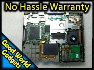 Dell Latitude D400 Intel Motherboard T0400 TESTED GOOD