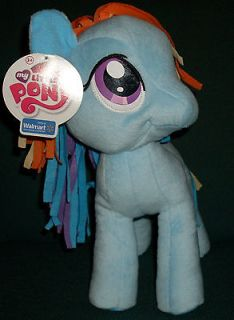 Pony Friendship is Magic Rainbow Dash 11 Wal mart Excl Plush Toy NWT