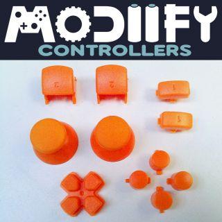 Custom PS3 Controller DPad Thumbsticks Triggers Buttons Mod Kit