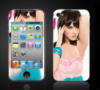iPod Touch 4th Gen Katy Perry Rock Pop Star Skins #2