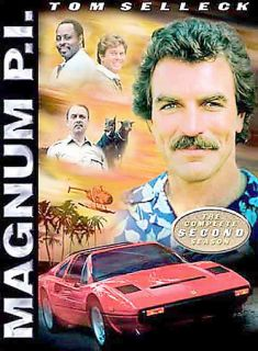 NEW Magnum P.I. Complete Second Season PI on DVD two 2