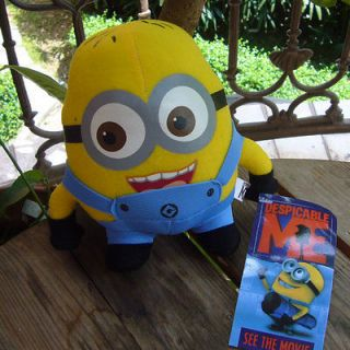 New Despicable Me Minion Character Plush Toy Stuffed Animal Soft Doll