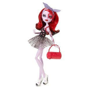 Monster High Dance Class Operetta Doll New Accessories Dolls Games