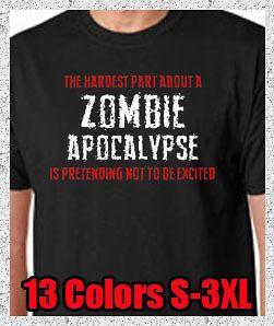 Zombie Apocalypse Zombieland Walking Dead Part Outbreak Response Team