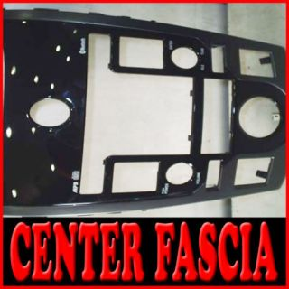 OEM 09 10 Kia Forte Koup Dash Board Center Fascia Panel