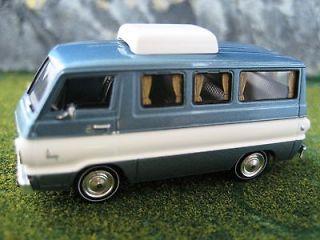 Brekina(HO 187) Dodge A100 Camper Van #34307 New Release!