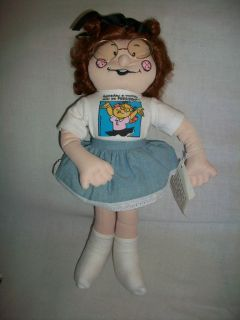 17 Women Wonderful Dennis the Menace MARGARET Doll Someday Woman Will