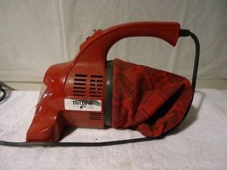 Dirt Devil Model 103 Hand Vacuum By Royal Appliance MFG Co With