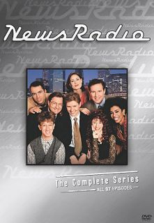 Newsradio The Complete Series (Slim Packaging) New DVD Ships Fast