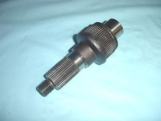 241 DHD Dodge Transfer Case Front Output Shaft