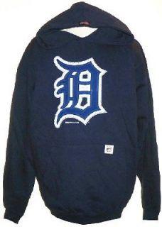 Detroit Tigers Navy sp Athletic Hoodie XL