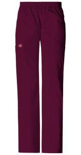 Dickies Soft Works Medical/Dental Uniform Scrubs Top Shirt PICK COLOR