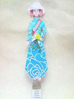 Vietnam Traditional Ao Dai Bookmark Handmade Vietnamese Bookmarks