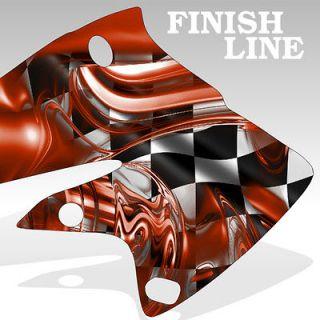 KTM SX Graphics KIt Decal Sticker FINISH LINE dirt bike motocross mx04