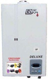 Deluxe Indoor Direct Vent Tankless Water Heater   Liquid Propane