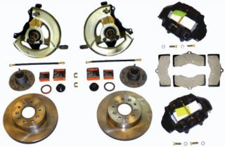 1963 1964 Corvette Front Disc Brake Conversion Kit