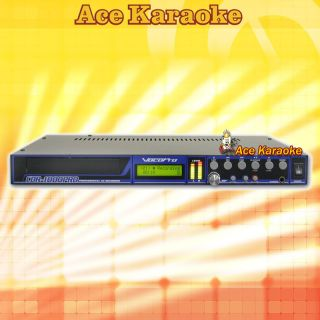 Vocopro CDR1000PRO Pro Single Rack CD Recorder & Player