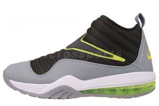 Nike Air Max Shake Evolve Dennis Rodman 511494 081 Stealth Grey Orange