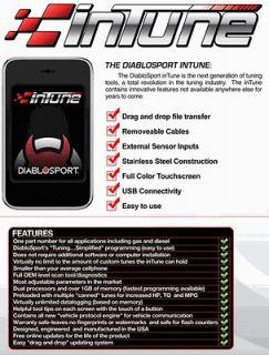 DiabloSport inTune I 1000DCX Tuner Programmer 2011+ Dodge Ram Chrysler