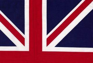 UK Flag 22 Bandana Scarf Handkerchief Punk British Flag Union Jack