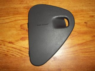 DODGE DAKOTA DURANGO FUSE BOX DOOR LID COVER dark gray (Fits 1998