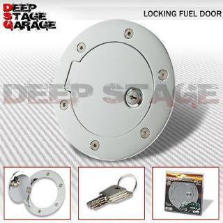 DOOR COVER LID+LOCK 94 02 DODGE RAM 25/3500 DAKOTA (Fits 1996 Dodge