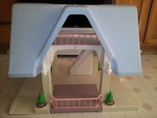 Little Tikes Dollhouse Doll House + People + Accessories+mi nivan