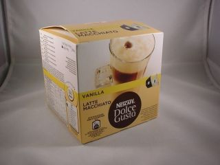 Nescafe Dolce Gusto capsules, 19 flavours, choose your favorite one