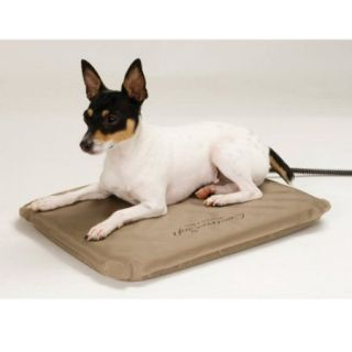 Lectro Soft Heated Soft Outdoor Pet Dog Pad Beds