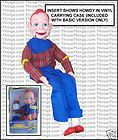 HOWDY DOODY VENTRILOQUIST DUMMY DOLL PUPPET! NEW!