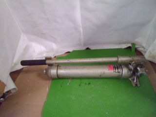 RAM PAC HP 55 HYDRAULIC HAND PUMP ,USED