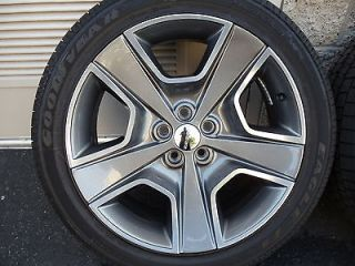 20 Dodge Challenger OEM Factory wheels rims 245/45 Goodyear F1 tires