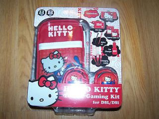 hello kitty ds game case