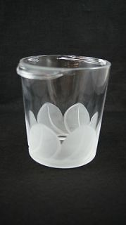 Newly listed Cristal DArques Florence Champagne Bucket Clear with