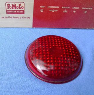 NOS 1937 Ford Tail Light Lens 37
