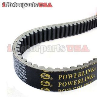 POWERLINK DRIVE BELT YERF DOG SPIDERBOX 150CC GX150 GX 150 GO KART NEW