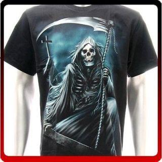 Rock Eagle T shirt Sz L Special Tattoo Skull Graffiti bmx Metal Rock