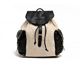 Newly listed Women travel girl school casual Rucksack Canvas bag cute