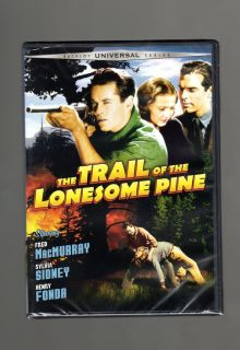 The Trail of the Lonesome Pine (DVD) Fred MacMurray, Sylvia Sidney