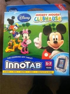 2S MICKEY MOUSE CLUBHOUSE DISNEY LEARNING TABLET GAME SOFTWARE