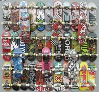 30pcs Tech Deck 96mm Fingerborad Skateboard Style by random K92