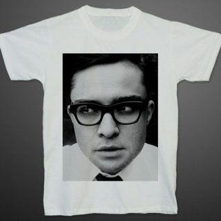 CHUCK BASS GOSSIP GIRL Ed WESTWICK TV Teen T shirt S