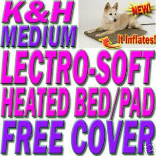 LECTRO SOFT Kennel MEDIUM Outdoor Heated Dog Mat 1080
