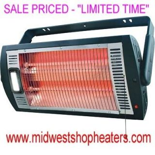 Garage Heater / Shop Heater (120 Volt   Electric Heater) New Sale